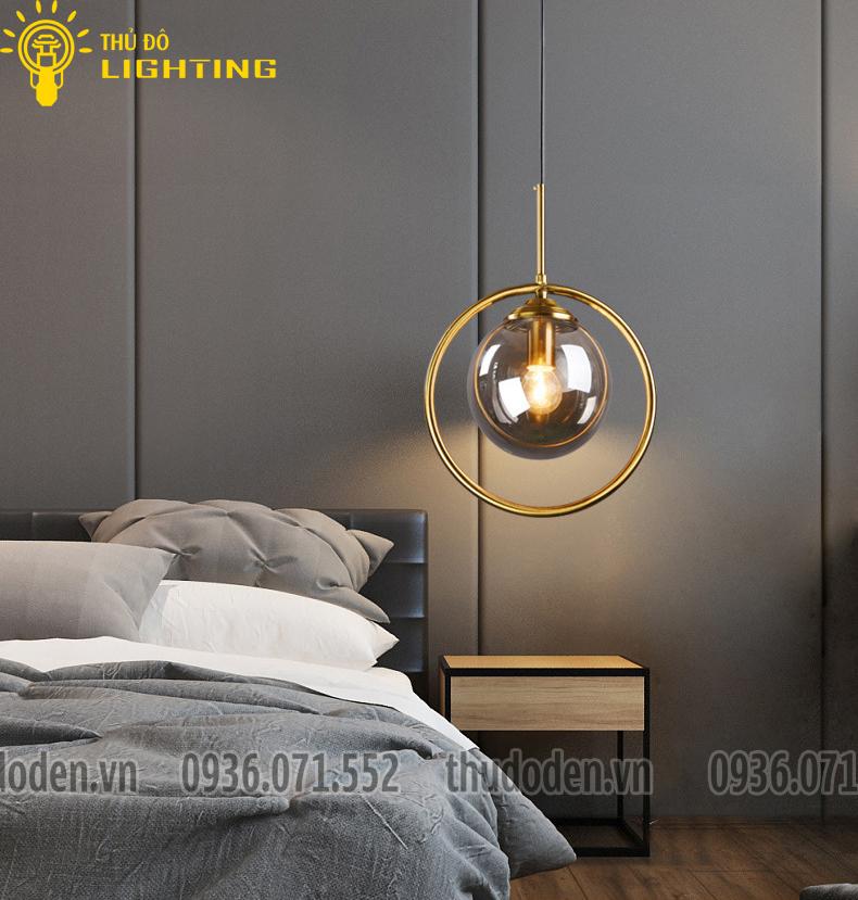 đèn thả décor Gold