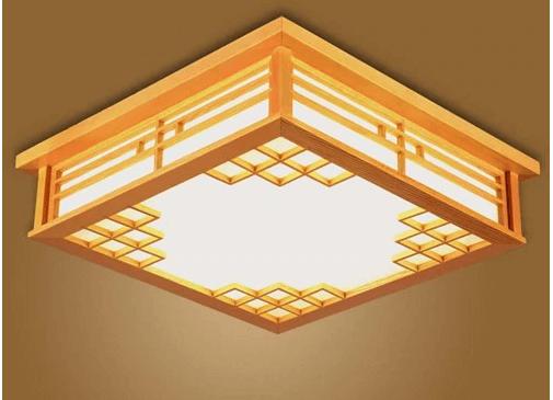 Kết hợp hài hóa giữa đèn ốp trần và đèn led