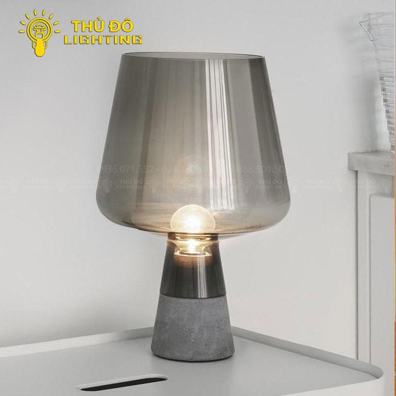 Đặc điểm của đèn bàn hiện đại decor 5029